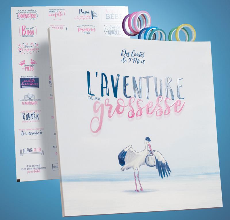 Album Grossesse Le Journal De Bord De Votre Grossesse