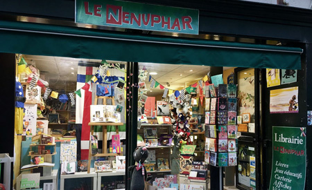 Magasin Le Nenuphar - Fontainebleau