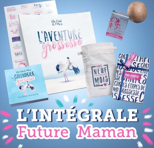 Cadeau Intégrale Future Maman